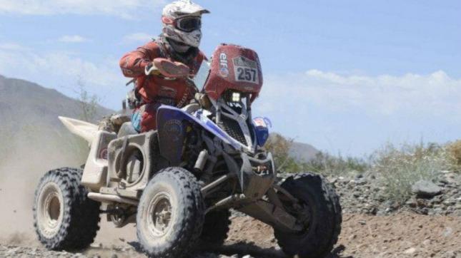 Copetti, tercero en Quads, su mejor Dakar (Foto: @SC_ESPN)