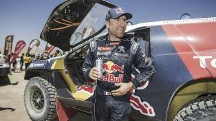 "Peterhansel sobre Loeb: ""Enfrentamos a un gran campeón"""