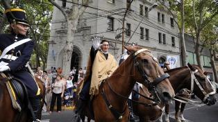 Múltiples actividades para conmemorar los 200 años del Cruce de los Andes