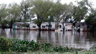 Pequeños productores, afectados por las inundaciones
