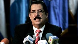 Manuel Zelaya, ex presidente de Honduras