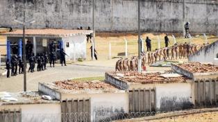 Una nueva revuelta en una cárcel de Natal fue sofocada sin víctimas ni fugas