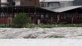 Arroyo Seco es la más complicada por las inundaciones