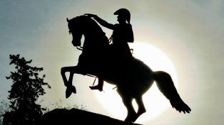 La victoria de San Martín en San Lorenzo estuvo signada por el agua
