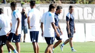"""""""Tengo muchas ganas de ir a Racing"""", dijo Renzo Saravia, defensor de Belgrano"""