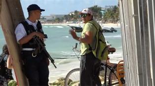 Ataque a tiros deja un muerto y heridos en zona hotelera de Cancún
