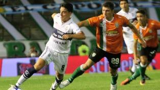 Banfield goleó a Gimnasia en Mar del Plata