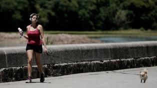 Se espera una semana de calor con temperaturas de hasta 30 grados