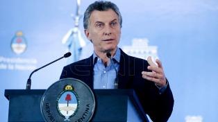 Macri traspasa la Justicia Nacional a la Ciudad de Buenos Aires