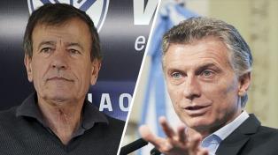 Gámez volvió a la carga contra Macri y dirigentes del fútbol argentino