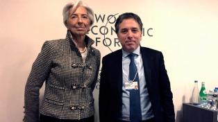 """Dujovne: """"Queremos tener una relación cordial y madura con el FMI"""""""