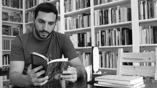 """Diego L. García: """"La idea era desarrollar una poesía ensayística"""""""