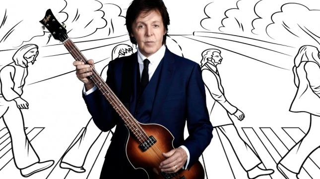 Paul McCartney demanda a Sony para recuperar los derechos de autor de los Beatles
