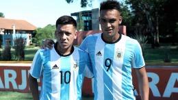 Argentina defiende el título sudamericano sub-20 ante Perú