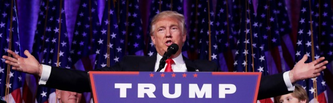 Trump asume la presidencia de los Estados Unidos