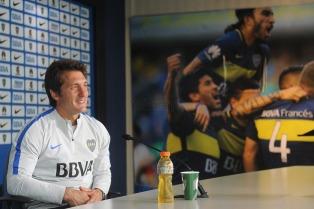 """Barros Schelotto a Romero: """"Cuando uno tiene la posibilidad de venir a Boca no duda"""""""