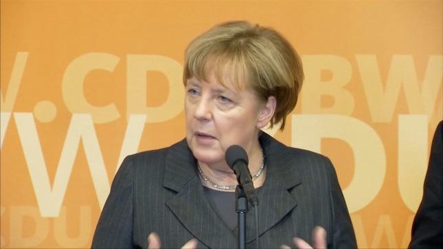 Trump acepta invitación de Merkel para asistir a la cumbre G20