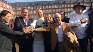 Sabor, color y ritmo argentino para los 400 años de la Plaza Mayor de Madrid