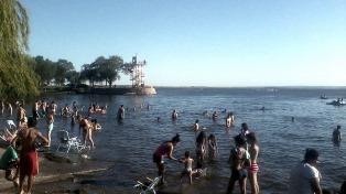 El territorio argentino, bajo una ola de calor