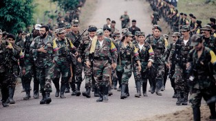 Se completó la concentración de los miembros de las FARC para iniciar el desarme