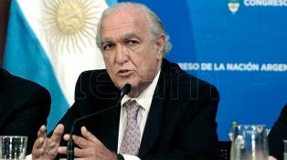 Gil Lavedra considera necesaria la discusión sobre la feria judicial