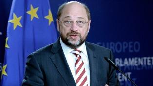 Schulz reconoce la derrota y descarta reeditar la actual coalición con Merkel