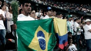Brasil y Colombia jugarán un amistoso a beneficio de Chapecoense