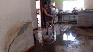 Organizan ayuda para damnificados por las inundaciones de San Nicolás