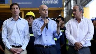 Larreta y Santilli retoman sus actividades públicas con la mira puesta en las elecciones de octubre