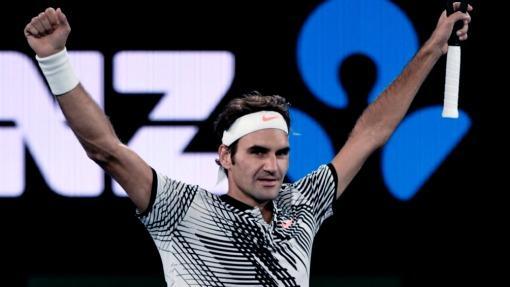 Los 18 Grand Slams de Roger Federer — Especial