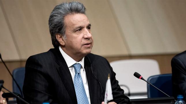 Lenín Moreno, candidato oficialista