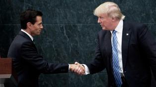 Trump acordó renegociar el Nafta pero amenazó con abandonarlo