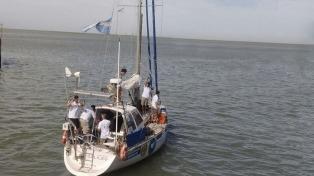 Un velero arrojará cartas de familiares donde se hundió el Crucero General Belgrano