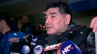 """Maradona e a crise do futebol: """"Estamos muito mal e muito graves"""""""
