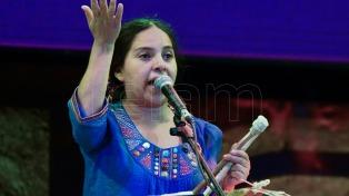 Sorprendente experiencia musical de Mariana Carrizo