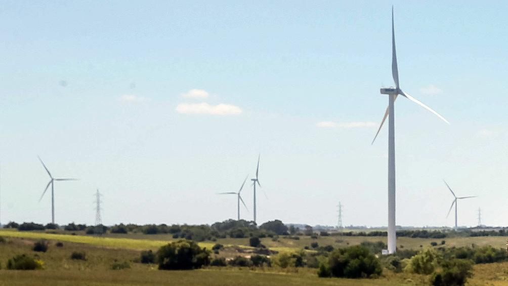 Pampa Energía invertirá u$s 140 millones en dos nuevos parques eólicos