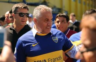 """Márcico: """"Maradona será recibido en la Bombonera como un ídolo"""""""