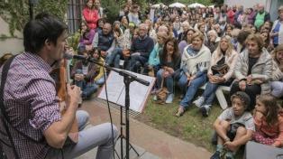 Nueve mil personas visitaron la segunda edición de la Noche De las Ideas
