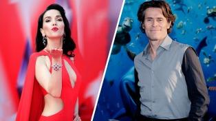 Natalia Oreiro canta y cuenta su próximo filme con Willem Dafoe