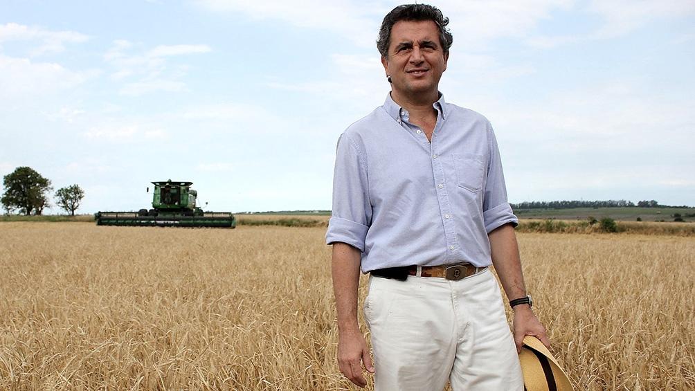 Secretario de Agroindustria, Luis Miguel Etchevehere