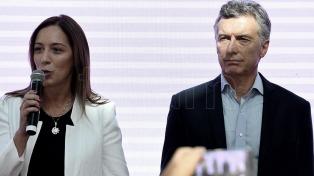 La gobernadora Vidal decidió no adelantar las elecciones en la provincia de Buenos Aires