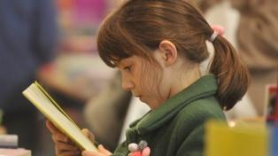 El espacio de lectura en un comedor comunitario mejora la escolaridad en niños vulnerables