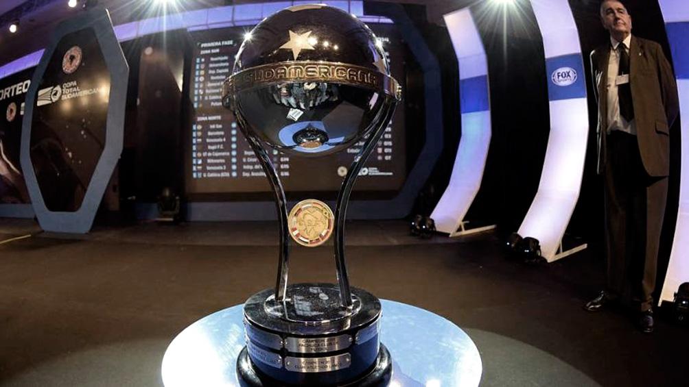 Sortean los grupos de la Copa Sudamericana 2020, con seis equipos argentinos
