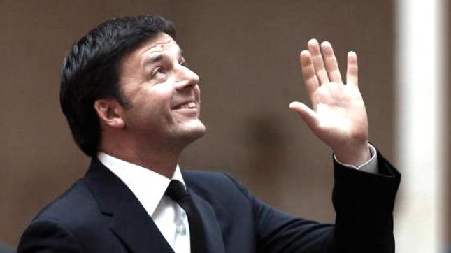 Renzi renuncia a la secretaría general del PD de Italia