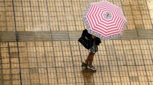 Probables lloviznas por la mañana en la Ciudad y una máxima de 19 grados