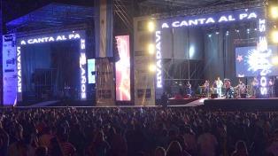 """""""Rivadavia le canta al país"""" con Abel Pintos, Soledad y Luciano Pereyra"""
