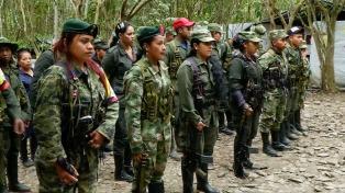 Presentaron la primera cooperativa para la reinserción social de los ex guerrilleros