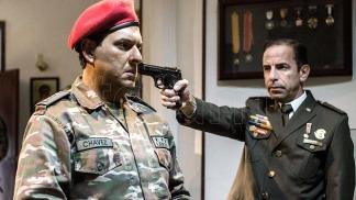 El comandante, serie colombiana