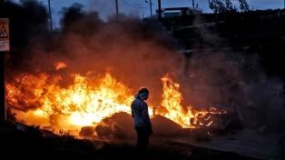 Dos palestinos muertos y uno herido por fuego israelí en Cisjordania