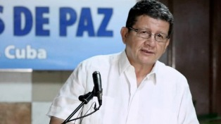 Ordenan dar temporalmente el escaño de Santrich a otro miembro del partido FARC